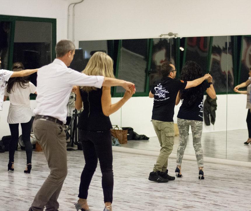 Danze Caraibiche – Salsa, Bachata & Kizomba