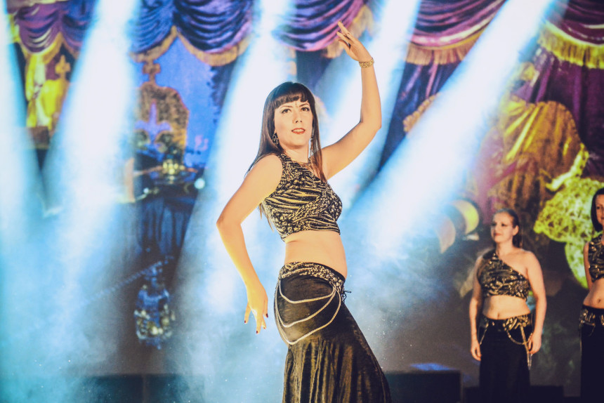 Tribal Fusion – Belly Dance