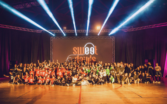 Inizio corsi… SDS Dance Center