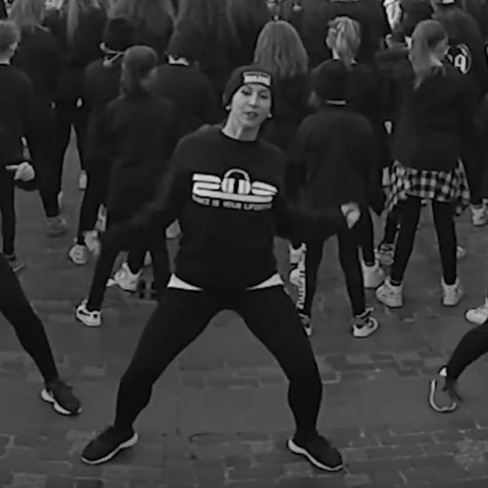 Flash Mob Bassano 2016