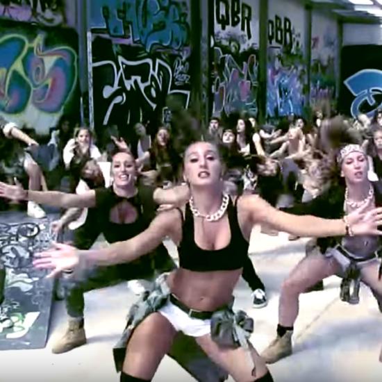 Sweet Devils Hip Hop School Teaser 2015