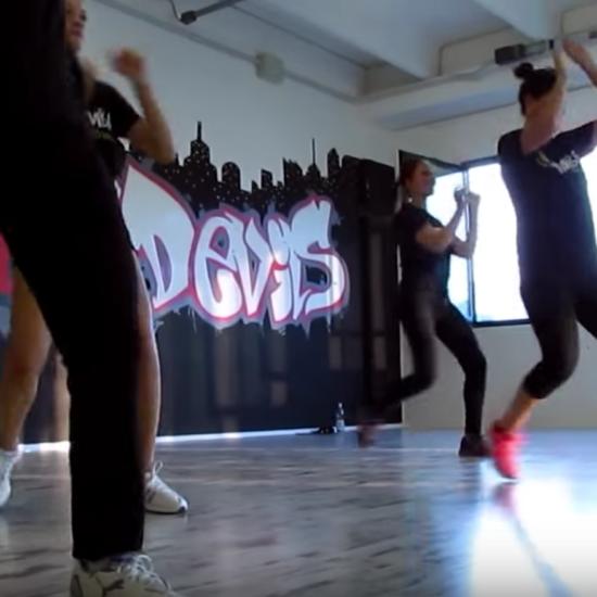 Sweet Devils Dance Center Promo 2015-16