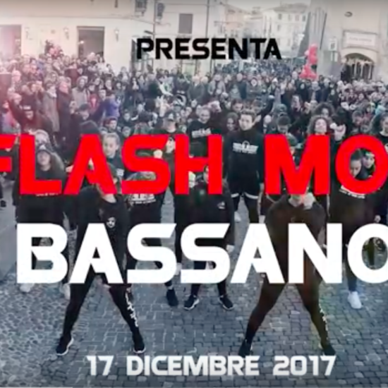 FLASH MOB - Sweet Devils School for A. I. Pro. Sammy Basso