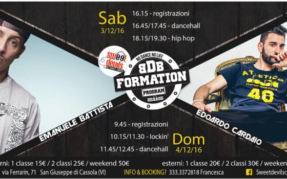 BDB Formation Program: terzo appuntamento